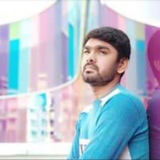 Priyank felhasználói profilja