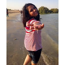 Nutzerprofil von Nivedita