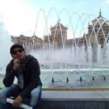 Profil Pengguna Carlos Gamaliel
