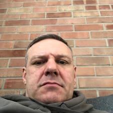 Shaun - Uživatelský profil