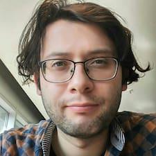 Zumer felhasználói profilja