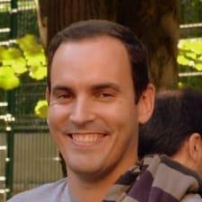 Профиль пользователя Joaquín María