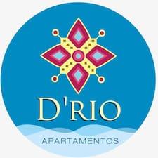 Henkilön D'Rio käyttäjäprofiili
