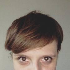 Arijana felhasználói profilja