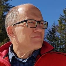 Henkilön Stephan käyttäjäprofiili