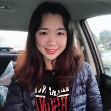 Perfil do utilizador de Wenjing