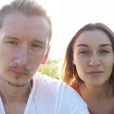 โพรไฟล์ผู้ใช้ Dawid & Agnieszka