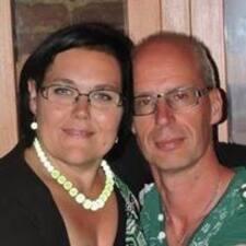 Henkilön John&Martine käyttäjäprofiili