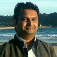 Santul - Uživatelský profil