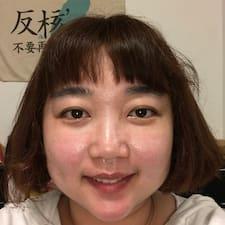Profil utilisateur de Peiyu