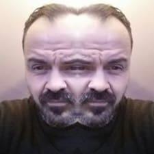 Gebruikersprofiel Franck