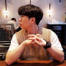 Perfil do utilizador de 대화