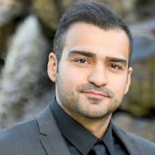 Ashkan - Uživatelský profil