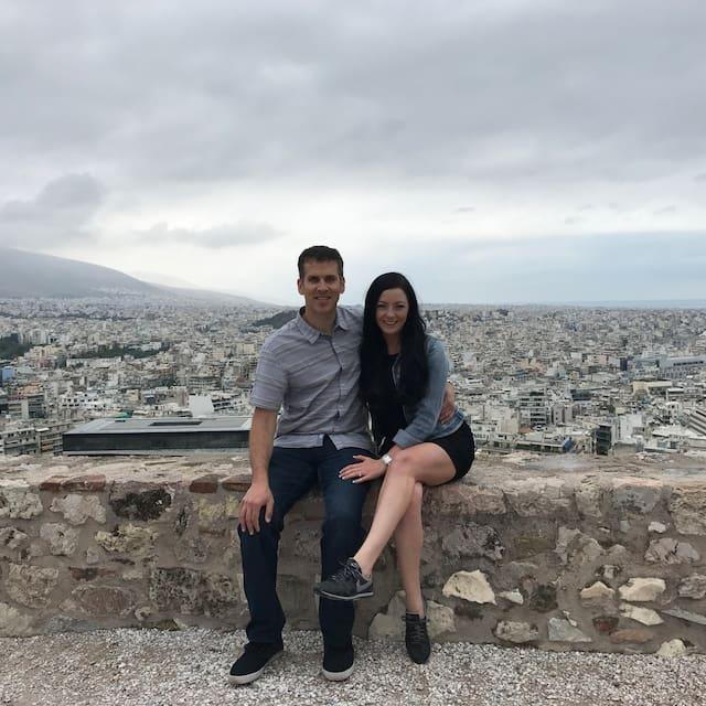 Liz & Yosef User Profile