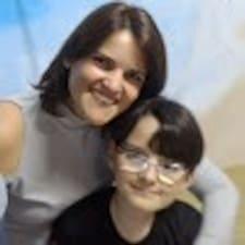 Profilo utente di Aline Cristina Costa