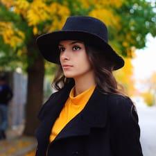 Izabel - Uživatelský profil