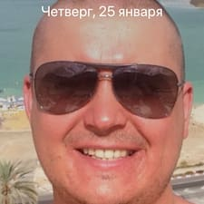 Яков Brukerprofil
