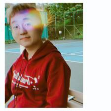 Användarprofil för Xiaohan