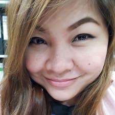 Marie Vi felhasználói profilja