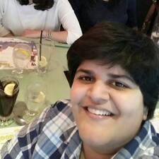 Mashaal felhasználói profilja
