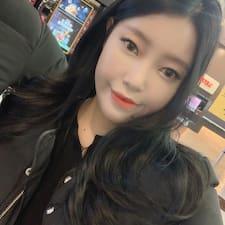 Eunkyung, İstifadəçi Profili