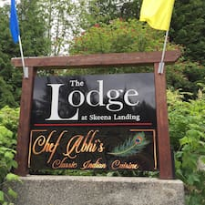 The Lodge je superhostitelem.
