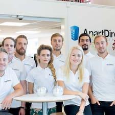 ApartDirect ist ein Superhost.