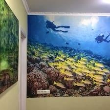 Profil utilisateur de Diving