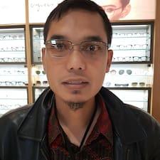 Dedy User Profile