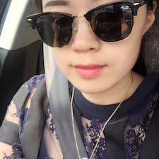 Henkilön Qian käyttäjäprofiili
