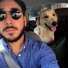 Gianmarco felhasználói profilja