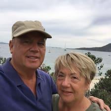 Judy & Martyn es SuperAnfitrión.