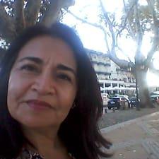 Henkilön Carmen Lúcia käyttäjäprofiili