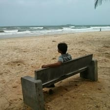 Profil utilisateur de Prajwal