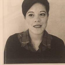 Daiana felhasználói profilja