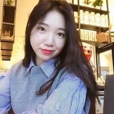 Perfil do utilizador de Eunsoo