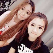 安泳怡 felhasználói profilja