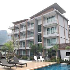 Profil korisnika Aonang Sea Valley Resort