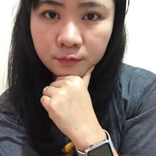 Henkilön Siti Faradilah käyttäjäprofiili