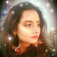 Ridhima User Profile