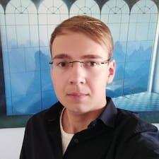 Marvin Leon felhasználói profilja
