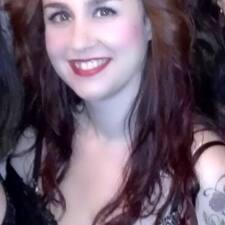 Rocio felhasználói profilja