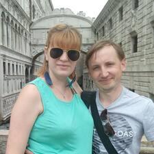 Nutzerprofil von Сергей&Татьяна