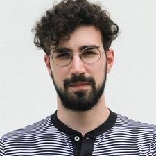 Perfil do usuário de André
