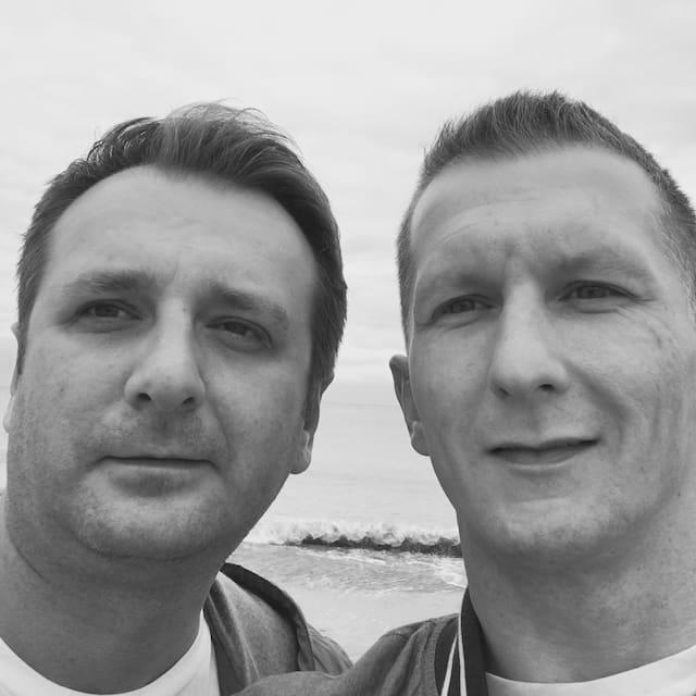 Gebruikersprofiel Wojciech & Robert