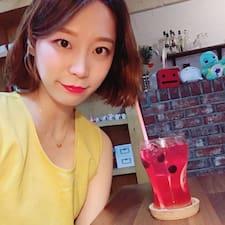 Профиль пользователя Yeonju