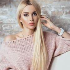 Profil utilisateur de Ольга