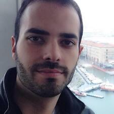 Gianluca felhasználói profilja