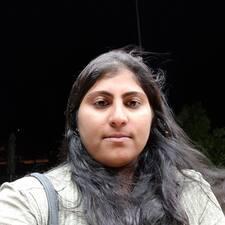 Profil utilisateur de Ragavi