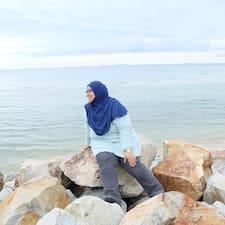 Profil utilisateur de Nur Hidayah
